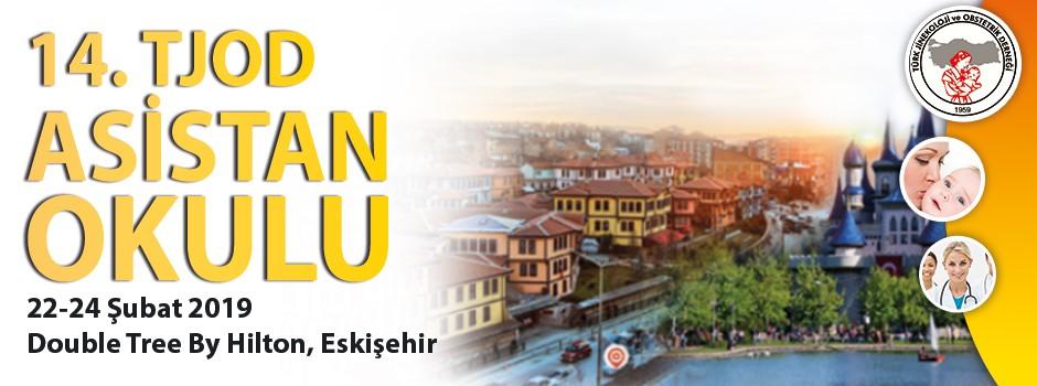 14. TJOD ASİSTAN OKULU | 22-24 ŞUBAT 2019
